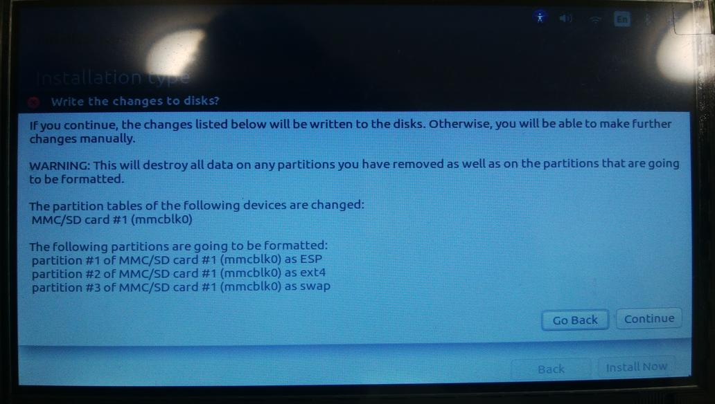 LattePanda Alpha 864 (OS付属無し) にUbuntu16 04+OpenVINOを