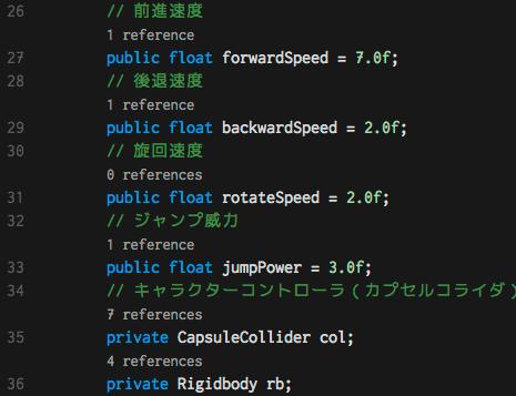 visualstudiocodeでreferencesの表記を消すには qiita