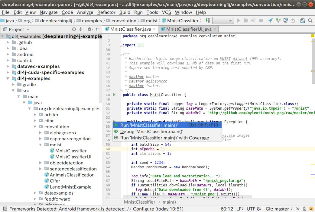 Javaでディープラーニングをするためのファーストステップ - Qiita