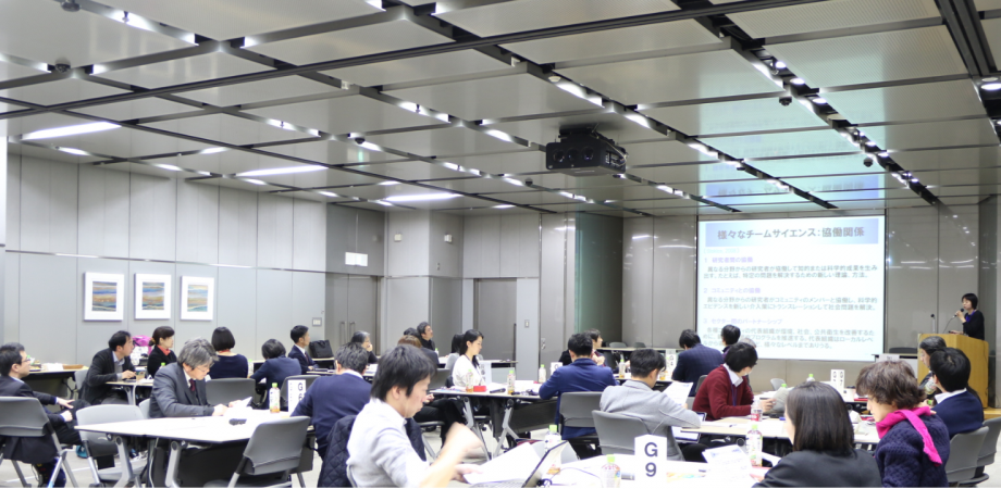 第3回チームサイエンスの科学の日本推進✖️ハテナソン
