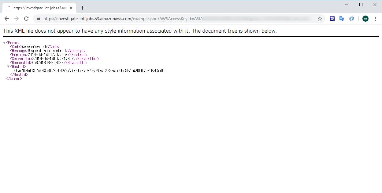 AWS S3】S3 Presigned URLの仕組みを調べてみた - Qiita