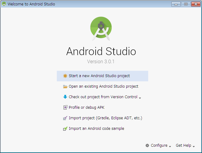 09-Android Studio SDK Manager 1