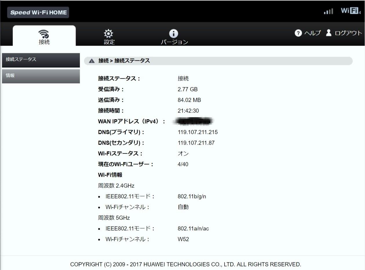 Global IPアドレス