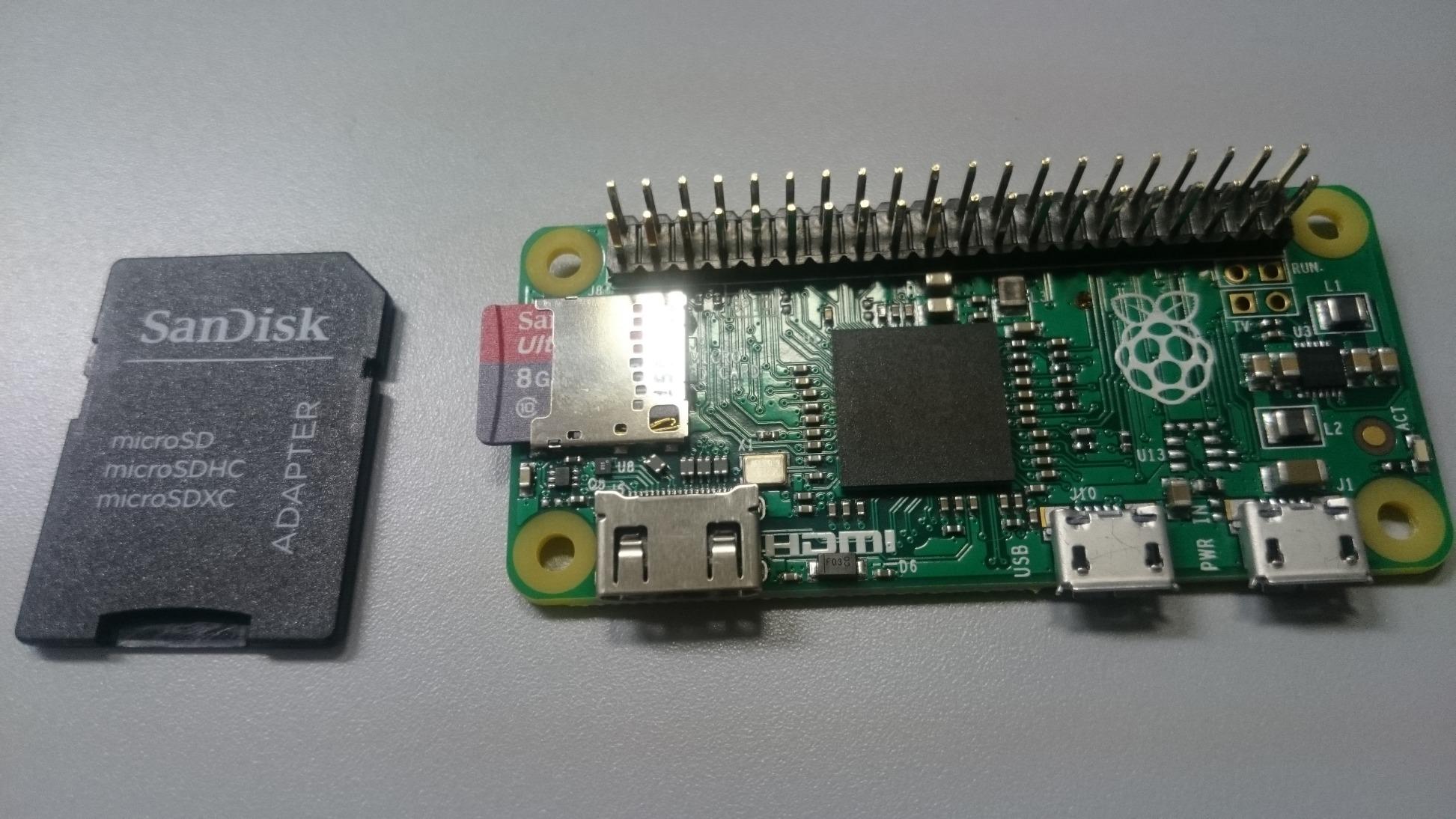 Rustで書いた自作OSをRaspberry Pi Zeroで動かす - Qiita