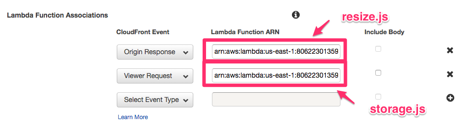 AWS Lambda@Edge + CloudFront でサーバレス画像リサイズサーバ