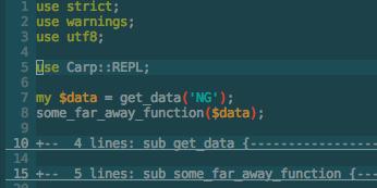 use Carp::REPLの追加