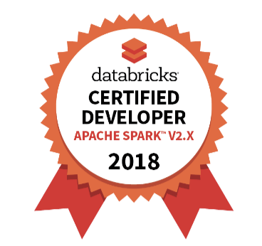 資格取得】Databricks Certified Developer - Apache Spark 2 x