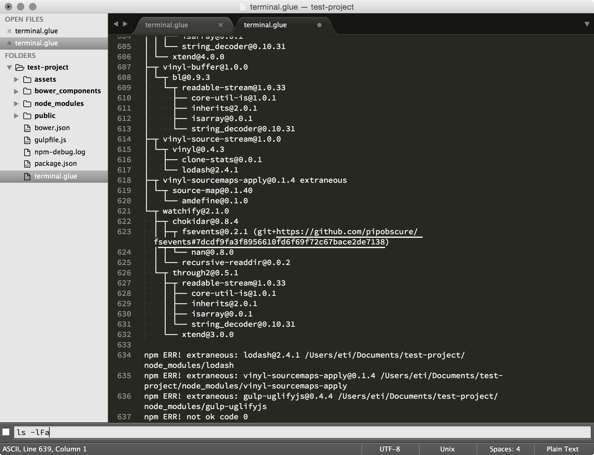 sublime text 3 - terminal.png