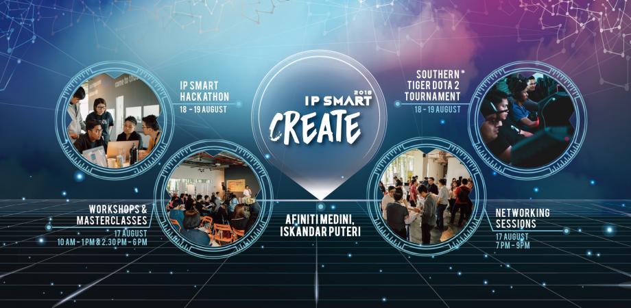IP SMART 2018: CREATE