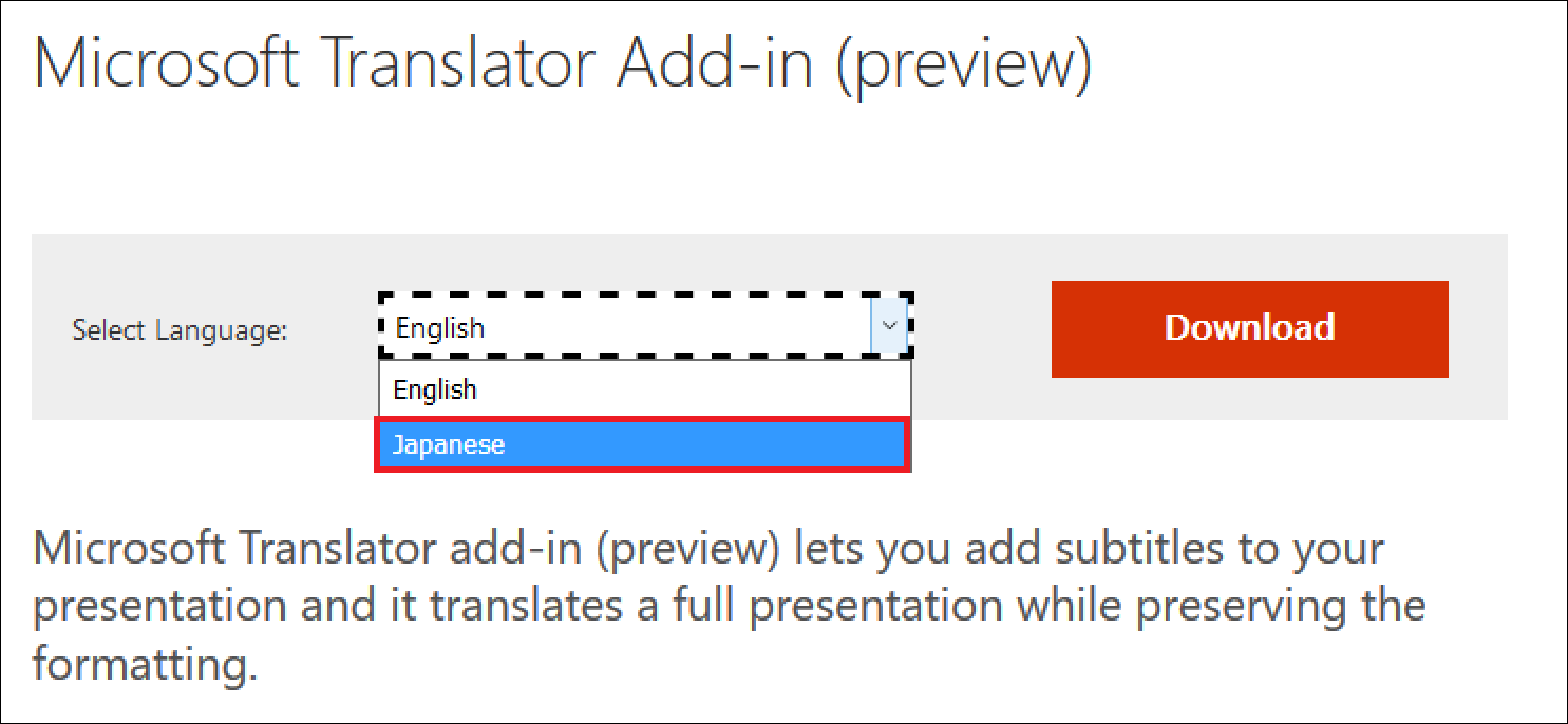 Microsoft translator powerpoint - Visual studio tools for office runtime ...
