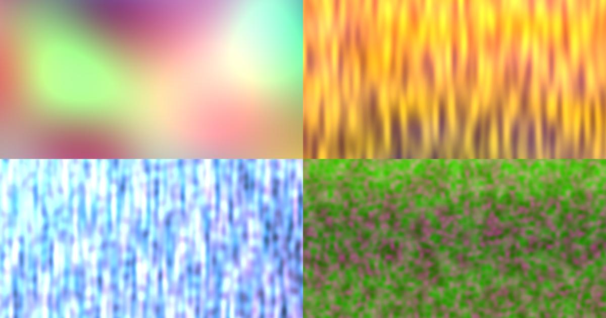 Simplex Noise - WebGL Bits