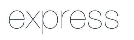 勉強のためnode jsのフレームワークであるexpressで簡単なサンプルアプリ