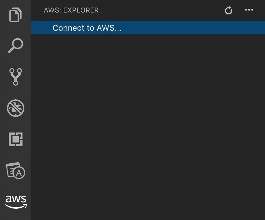 AWS Toolkit for Visual Studio Code試す - Qiita