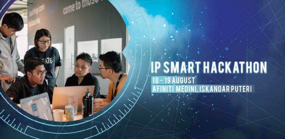 IP SMART 2018: CREATE (HACKATHON)