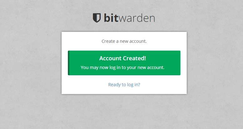 Register bitwarden Web Vault (1).png