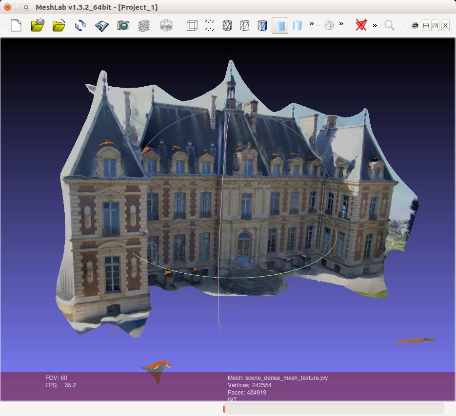 Structure From Motion (SfM)を試す 〜 OpenMVG編 (Ubuntu 16 04