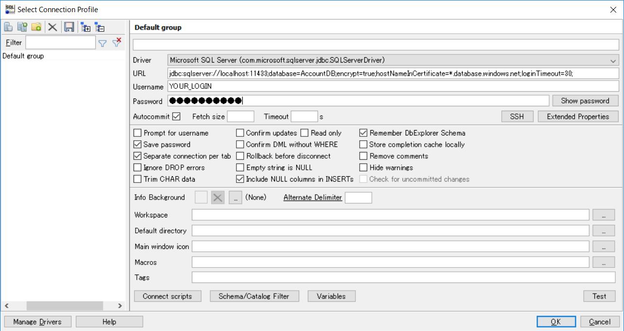 1433ポートが遮断された社内環境から Azure SQL Database へ接続
