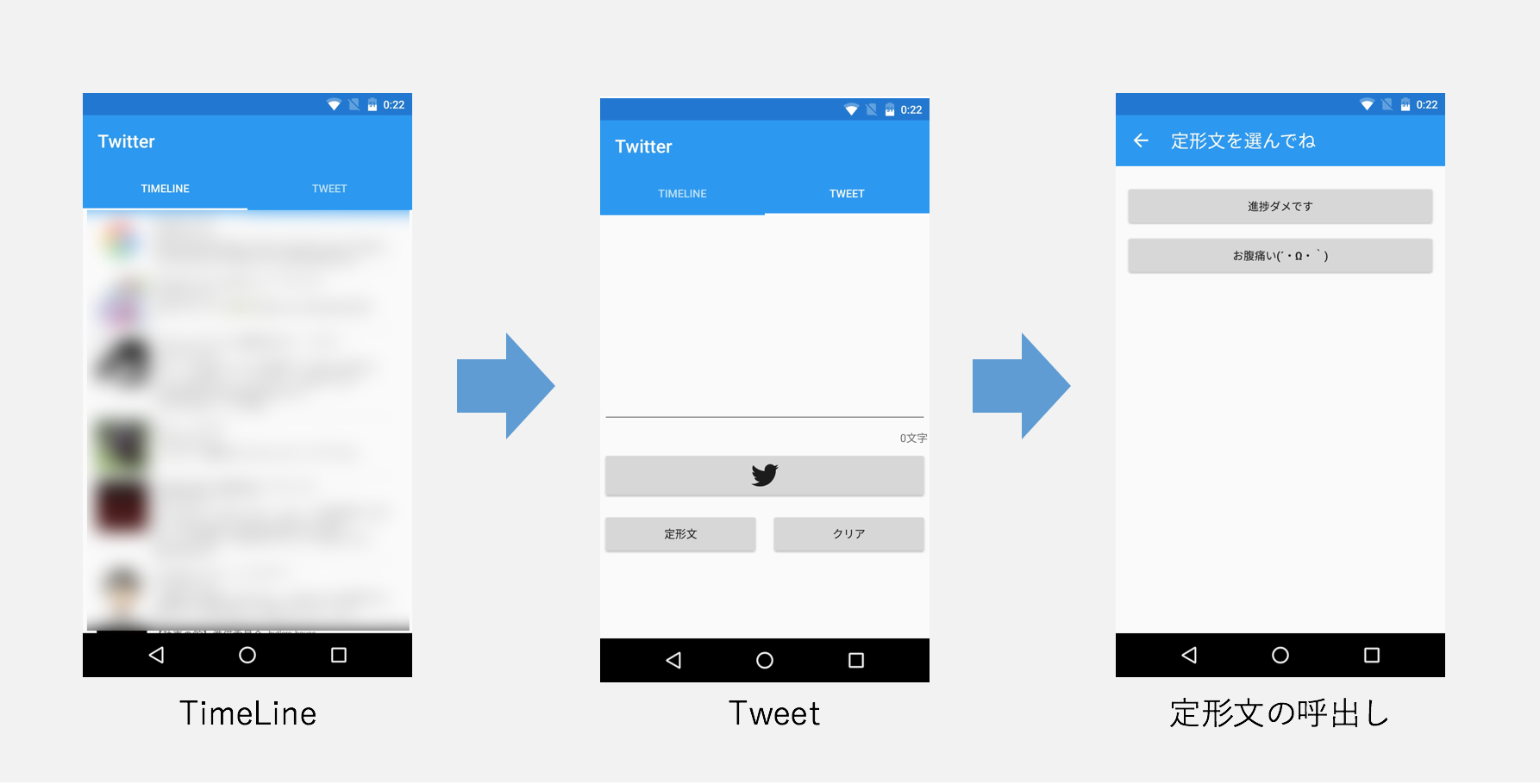 Xamarin Formsで簡単なTwitterクライアントを作った際の小ネタ