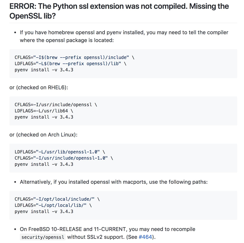 pythonの環境構築【pyenvとpyenv-virtualenv】 - Qiita
