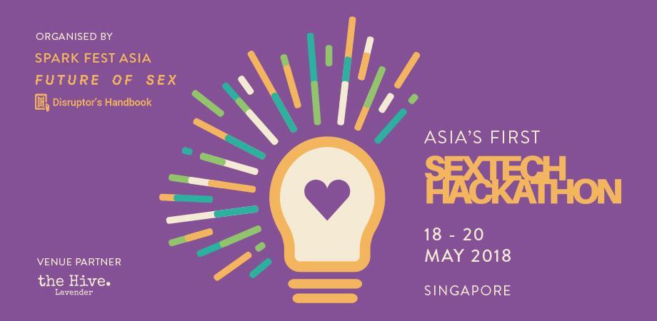 Asia's 1st Future of Sex SexTech Hackathon