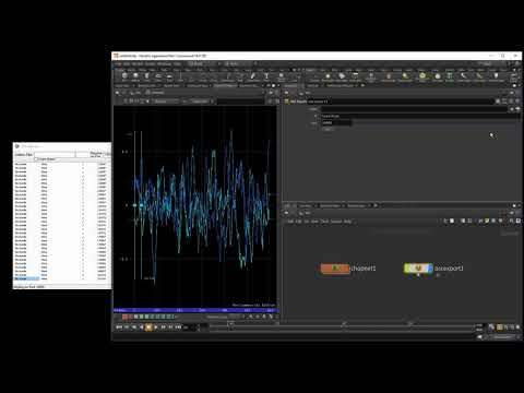 How to use Houdini OSC Exporter