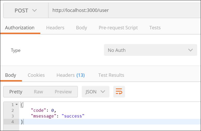 JSON Serverを使ってGETとPOSTでレスポンスを変えてみた - Qiita