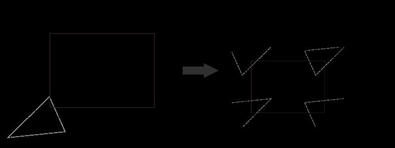 ミンコフスキ差の衝突判定2