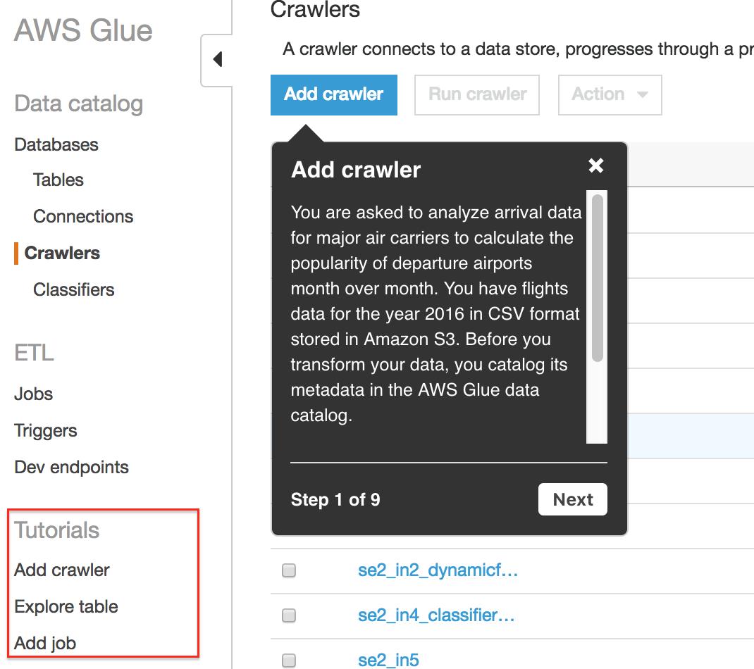 Glueの使い方的な⑱(ETL ジョブの CloudWatch メトリクス確認