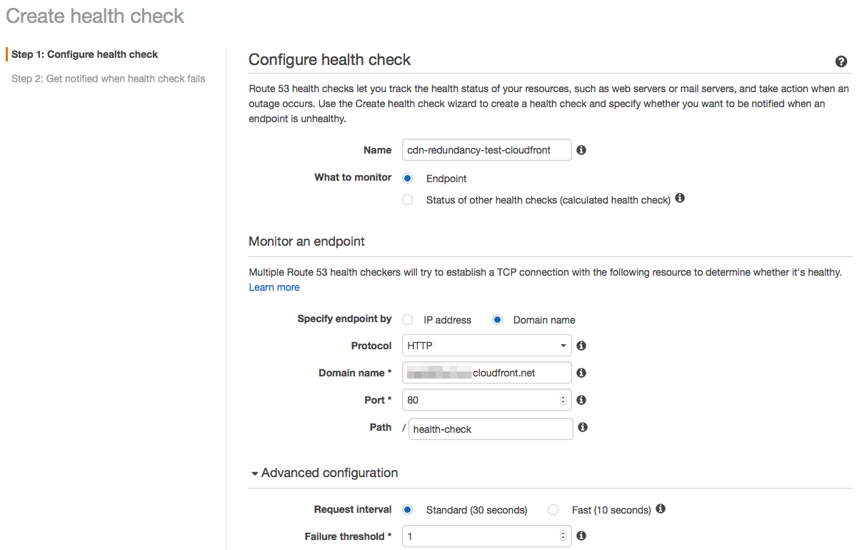 health-check-cloudfront