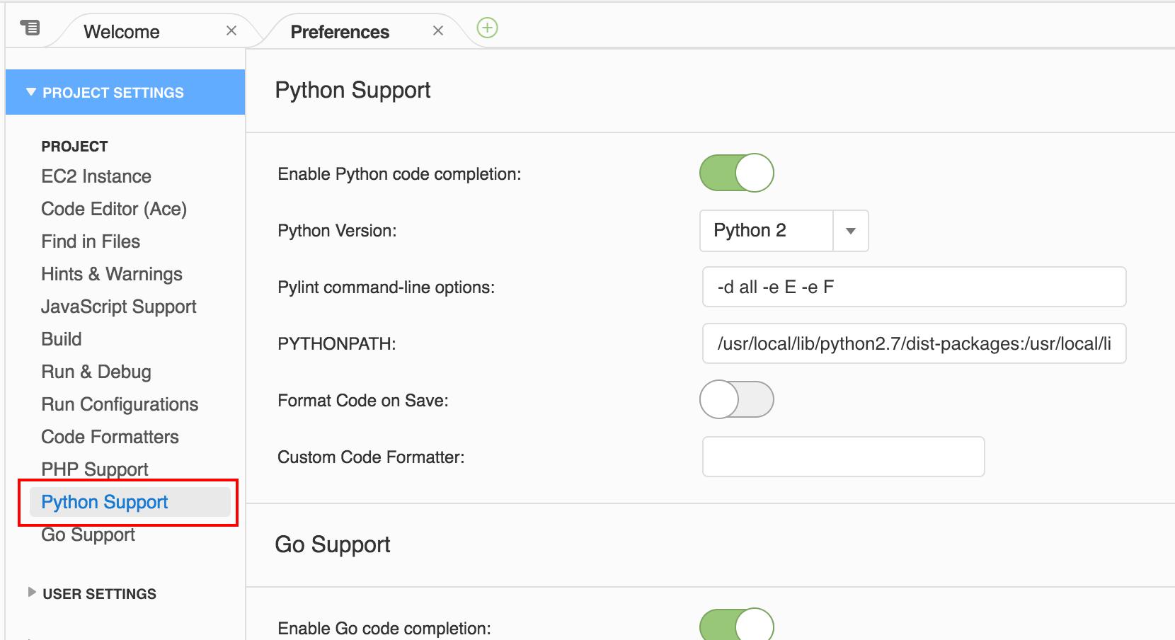 02_AWS Cloud9の設定を変更.png