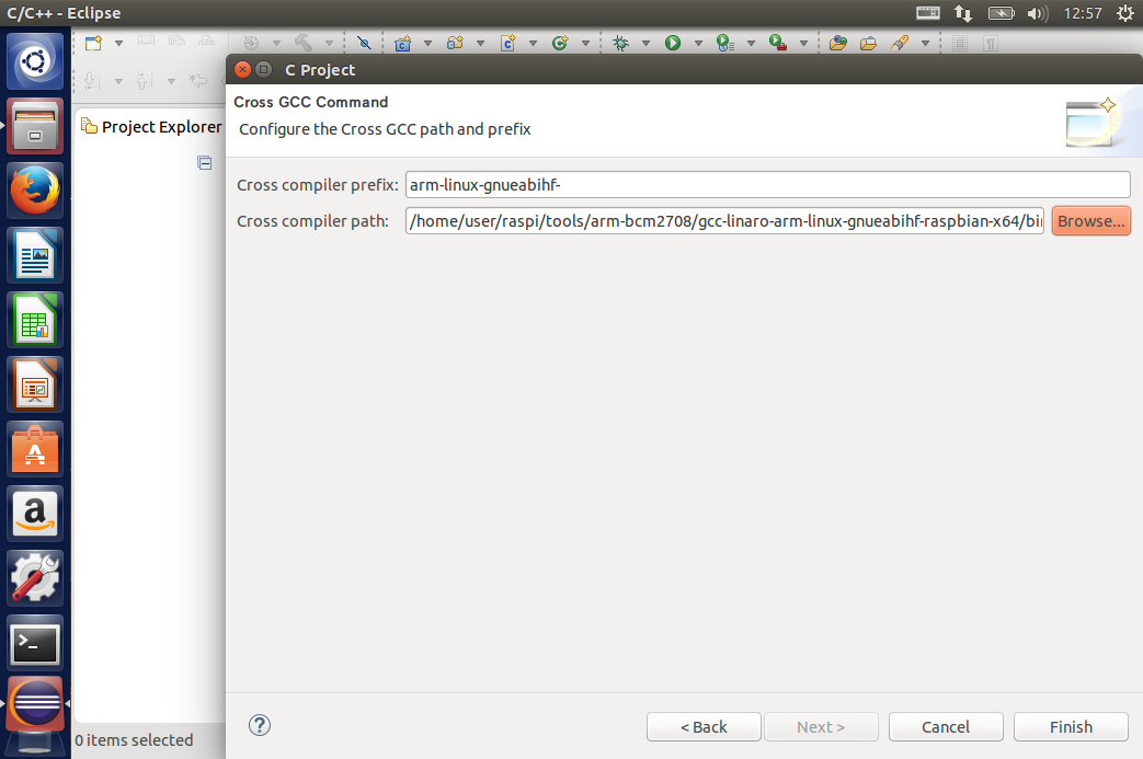 RaspberryPiのクロス開発環境をセットアップする - Qiita