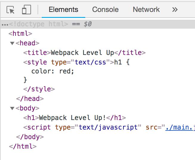 webpack level 3 loaderを追加してjs以外のファイル以外を結合する qiita
