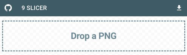 UnityやCSSで使える9スライス画像を自動生成するWebアプリを作った