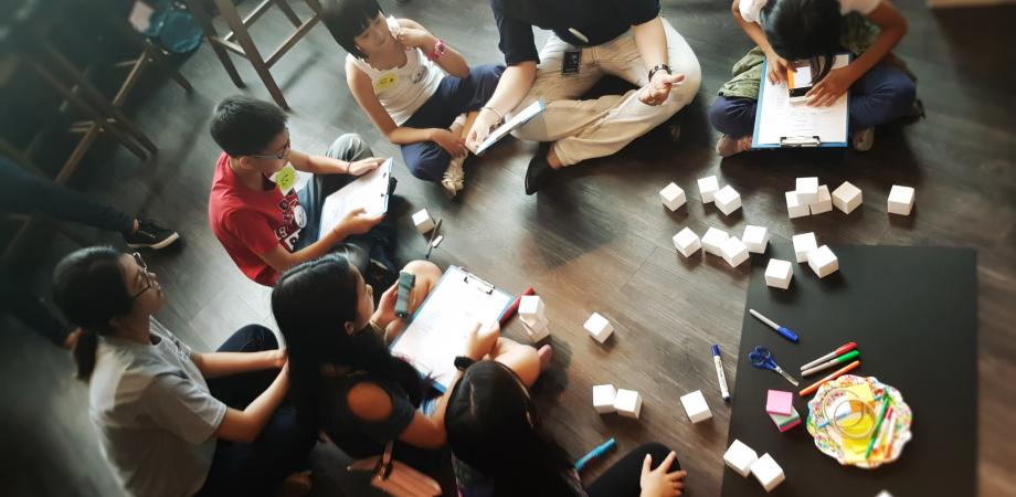 Playground Masters: A Hackathon for Teens