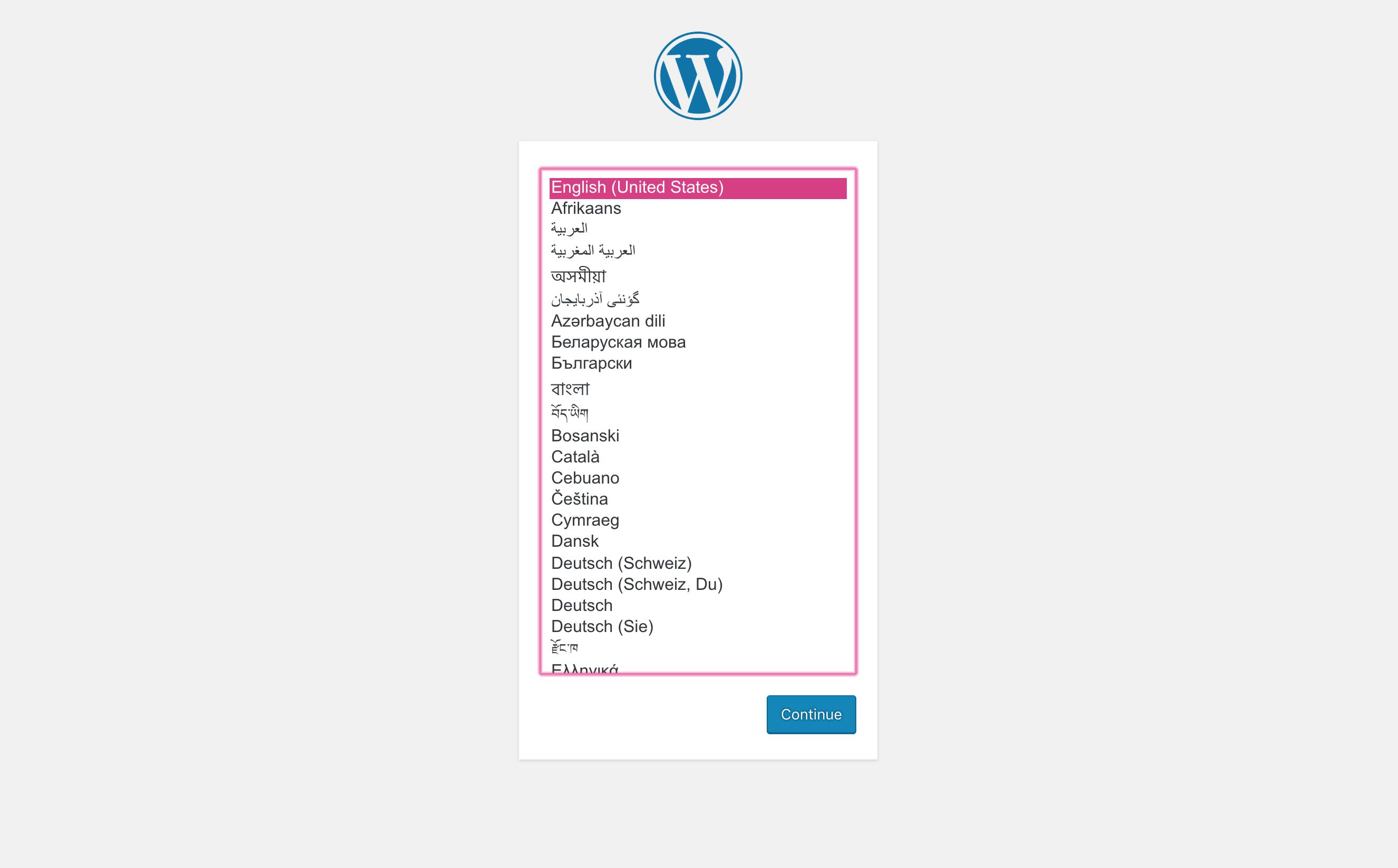 用 Docker Compose 快速生成一個 WordPress 網站(筆記,無細節說明)