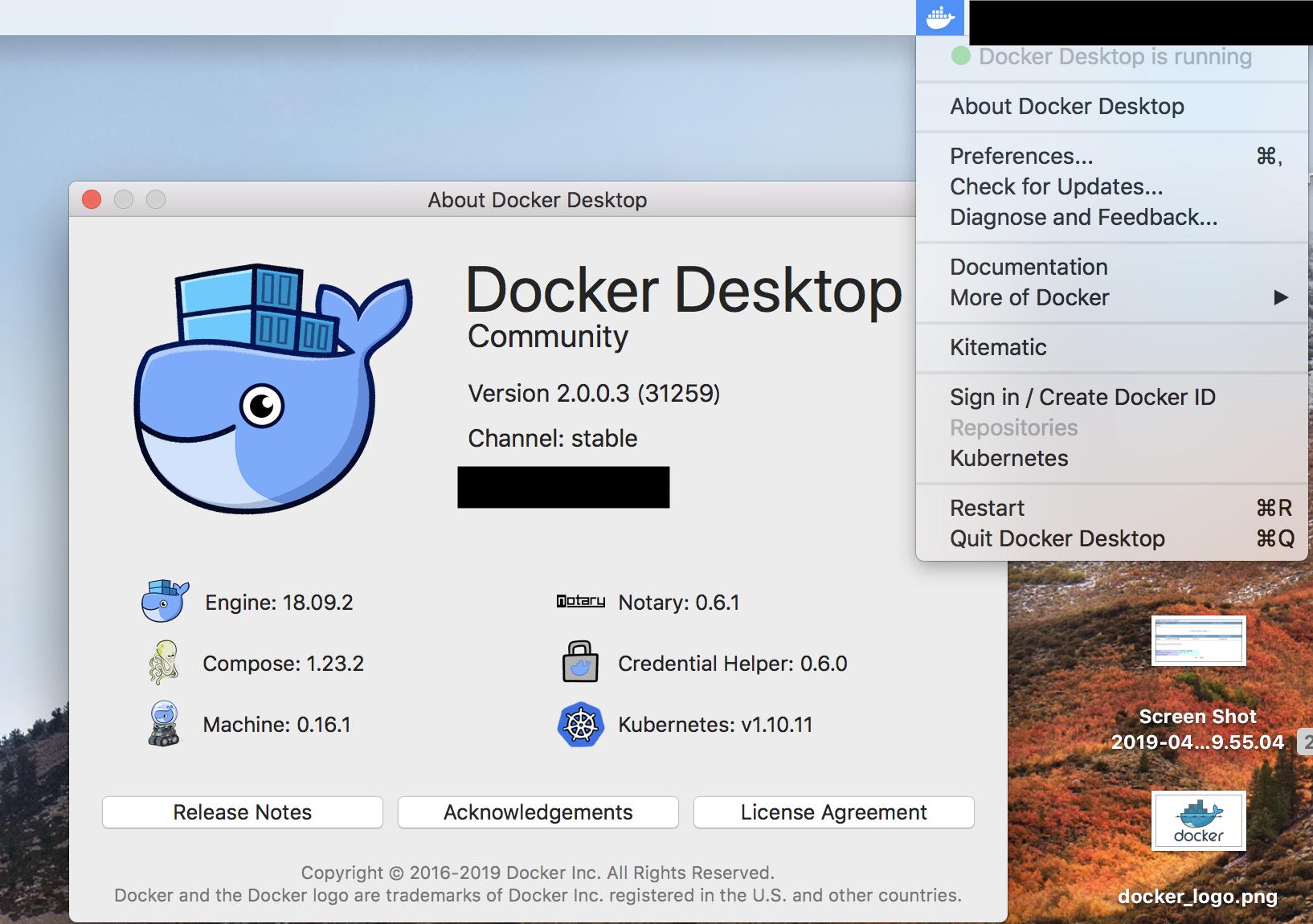 Docker】build docker environment for Mac - Qiita