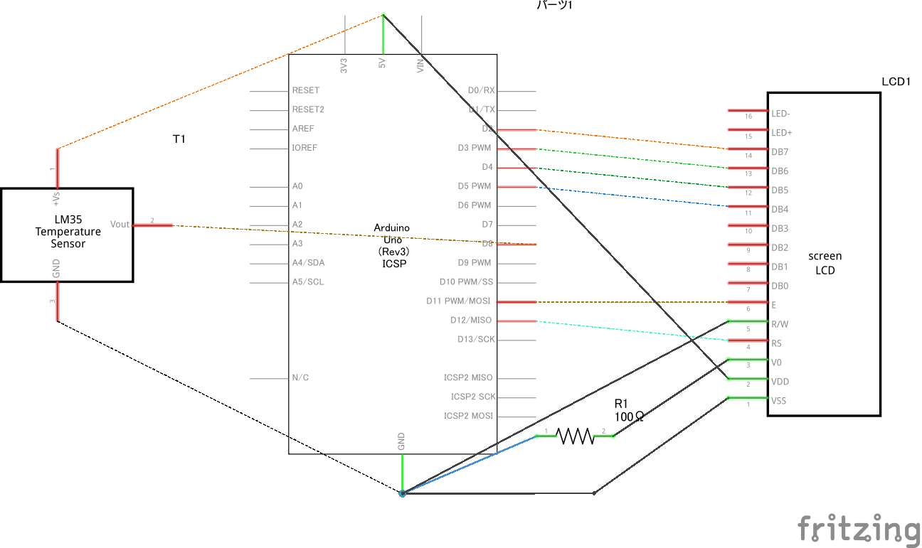 LCDディスプレイに温度湿度を表示させる_回路図.png