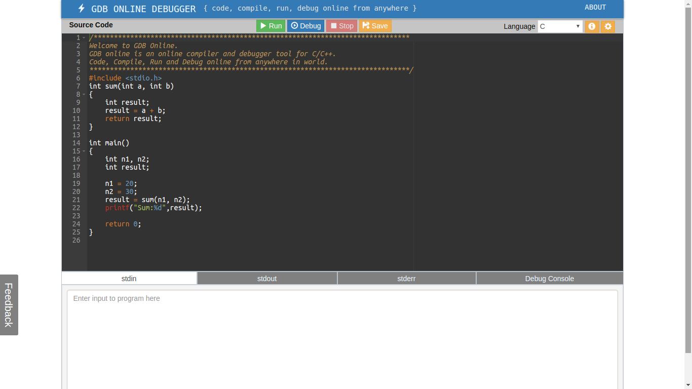 c compiler download