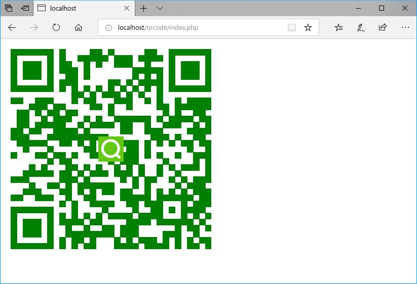PHP】endroid/qr-codeを使ってQRコードを生成してみる - Qiita