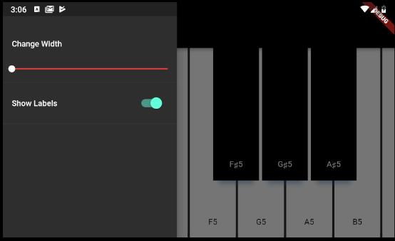 Flutter] ピアノアプリ作る。 - Qiita
