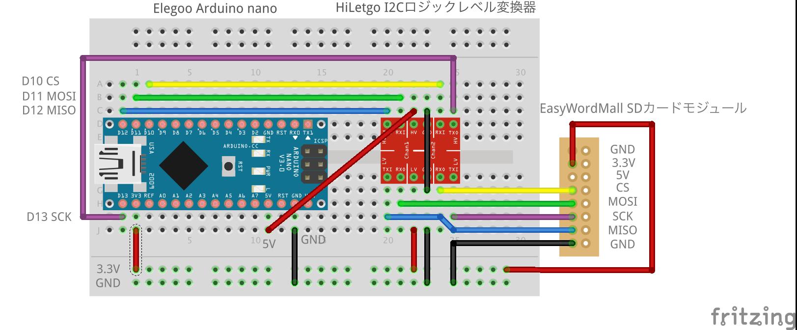 ArduinoNano-SDCard_ブレッドボード.png