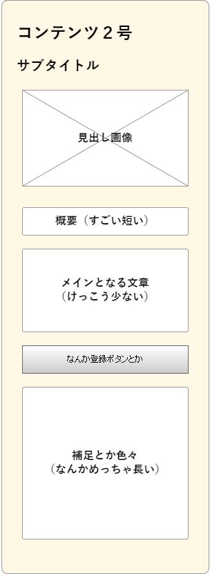 コンテンツ2号くん