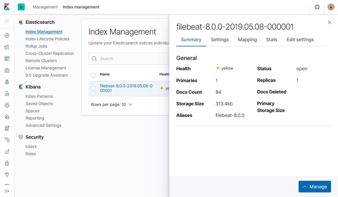 Monitoringでログ表示(認証+TLS有効版) - Qiita