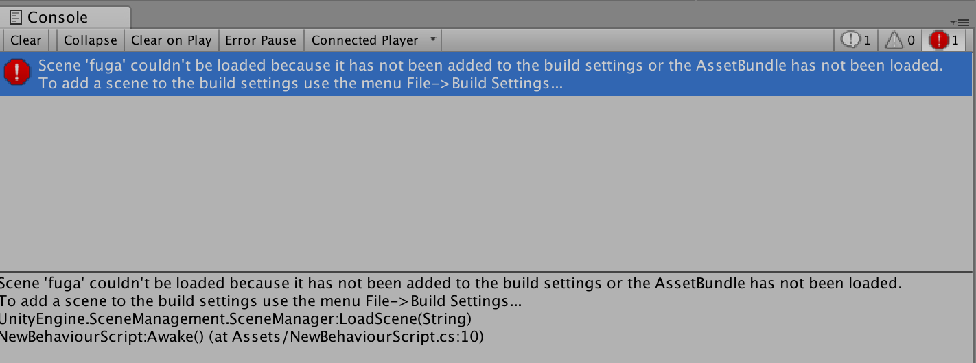 Unity] BuildSettingのScene定義をよしなにしたい - Qiita