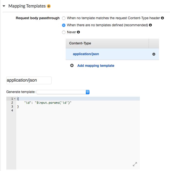 AWS Lambda, API Gateway, DynamoDB, Golang でREST APIを作る