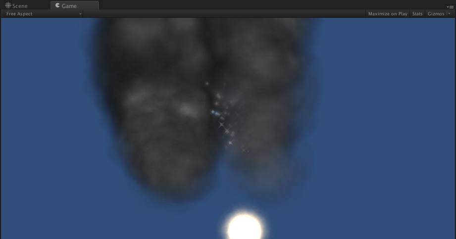 Unity Game View