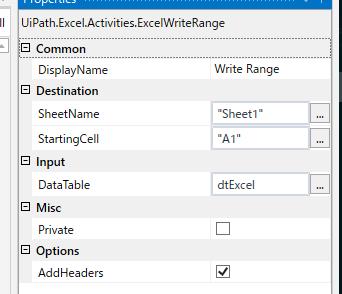 Uipath】タブ区切りテキストをExcelファイルに変換する - Qiita
