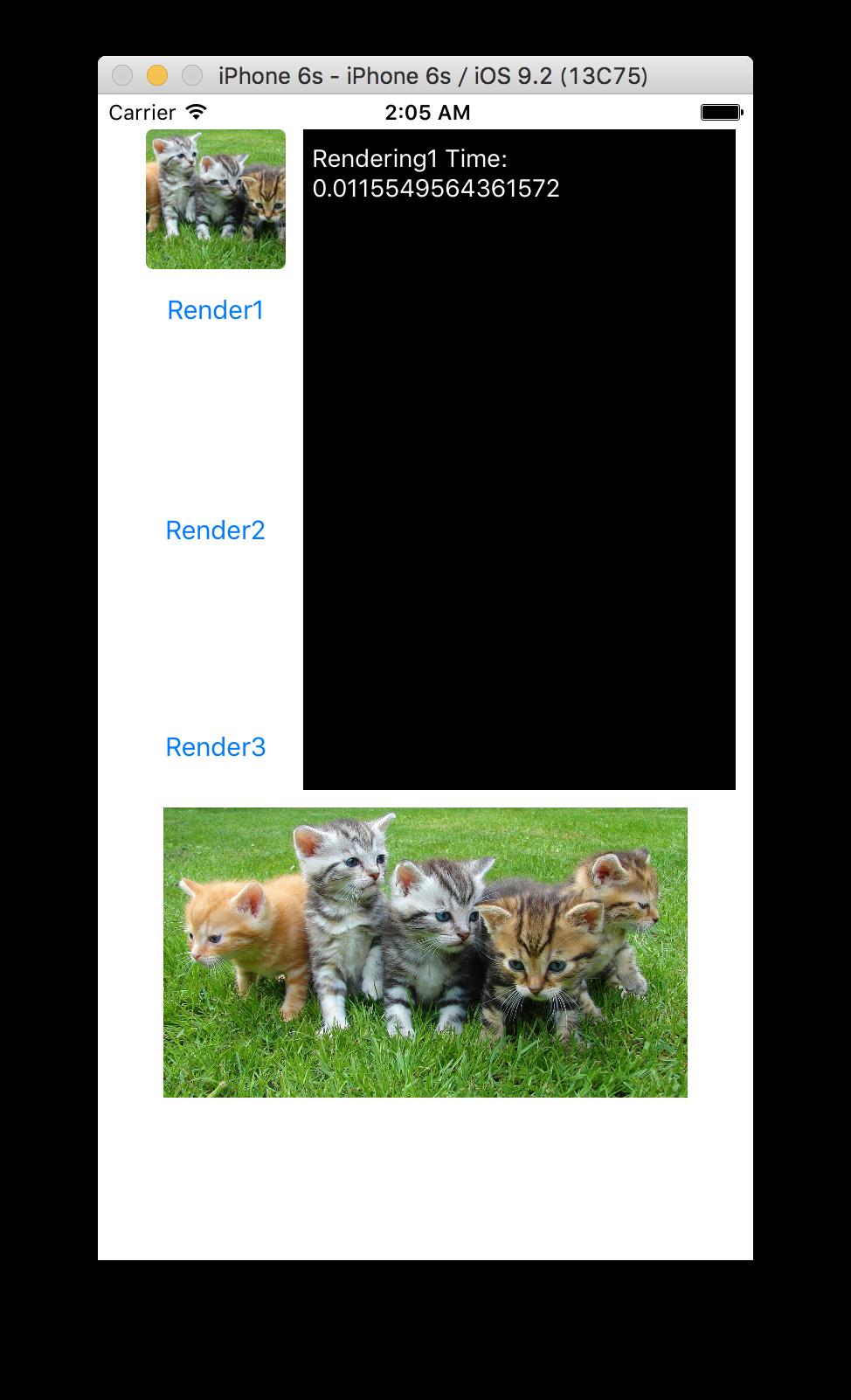 UIImageをプログラムで再生成する際のパフォーマンス比較 - Qiita