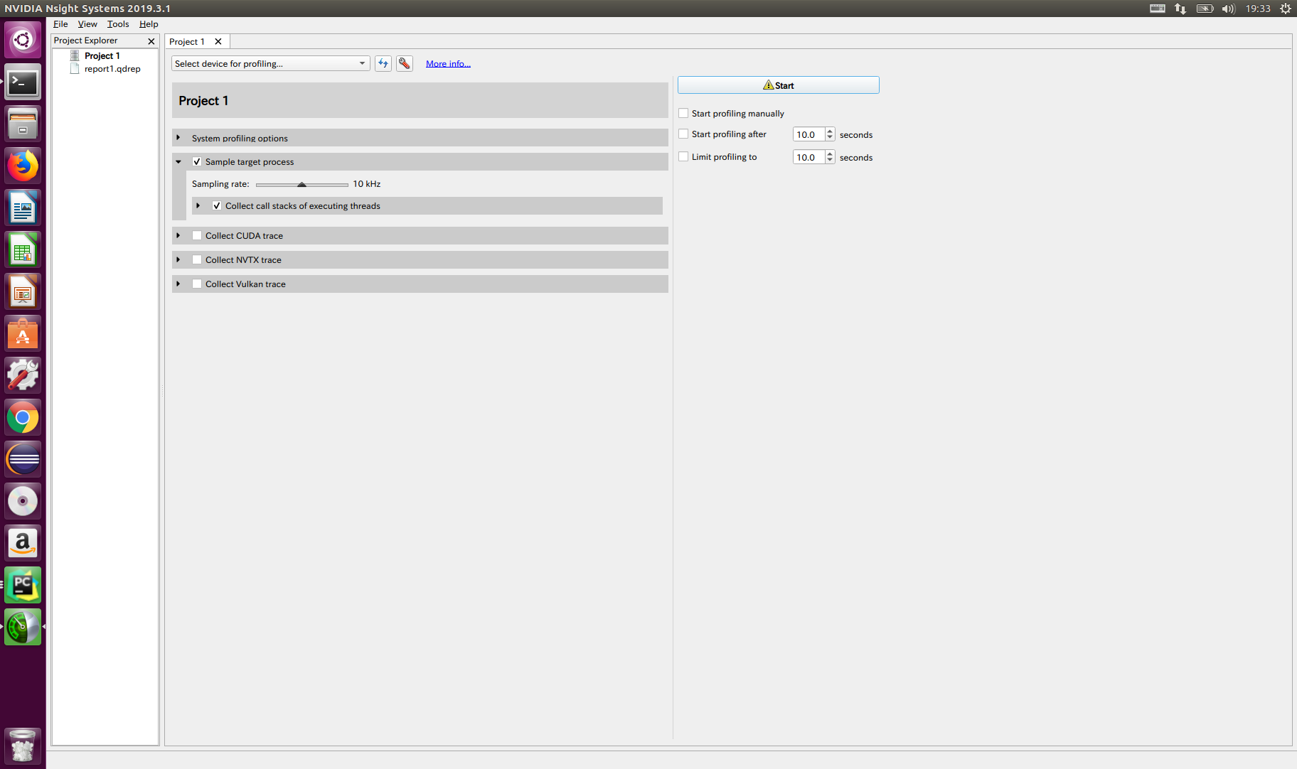 NVIDIA Nsight Systemsを使ってCUDAのプロファイリングをやって