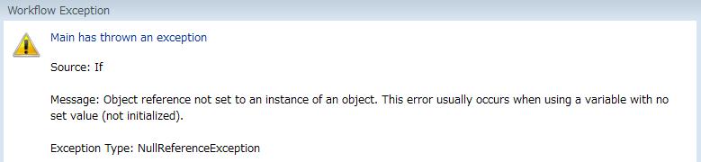 UiPathでよく使う NETコード集 ※随時更新 - Qiita